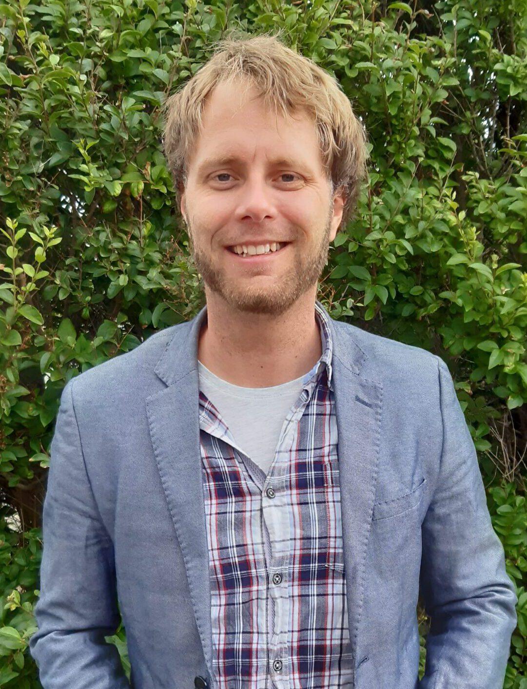 Portraet Adrian Pfalzgraf