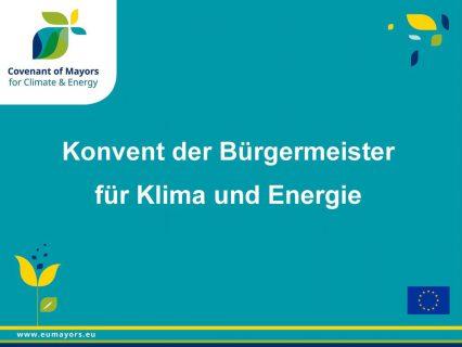 Konvent der Buergermeister Logo