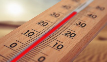 Thermometer Symbolbild